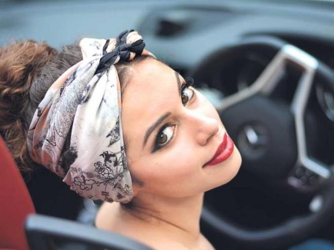 Coafură cu turban, Foto: deavita.fr