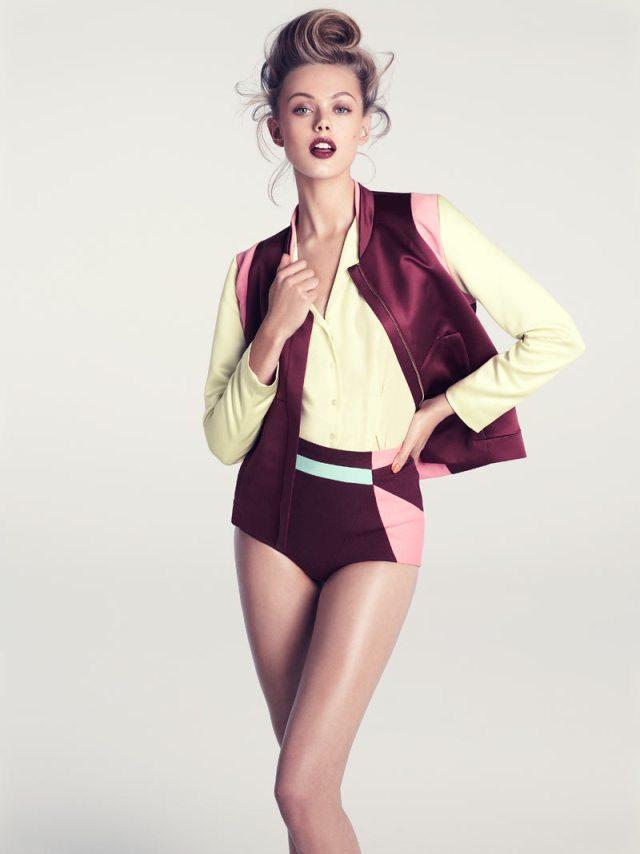 Coafură elegantă, Foto: fashiongonerogue.com