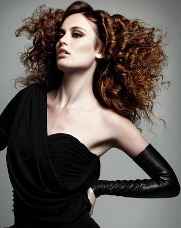 Coafură deosebită în tendințele modei, Foto: sofeminine.co.uk