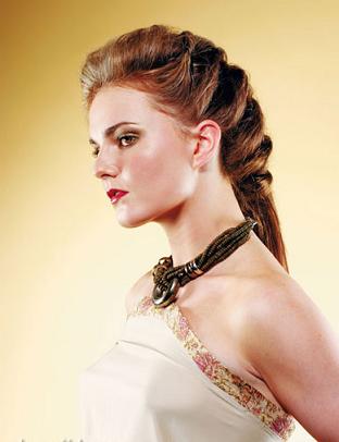 Coafură elegantă și tinerească în stil franțuzesc, Foto: lonza-us.com