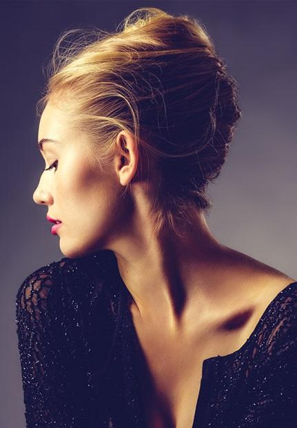 Coafură elegantă , Foto: michaeldeboer.com