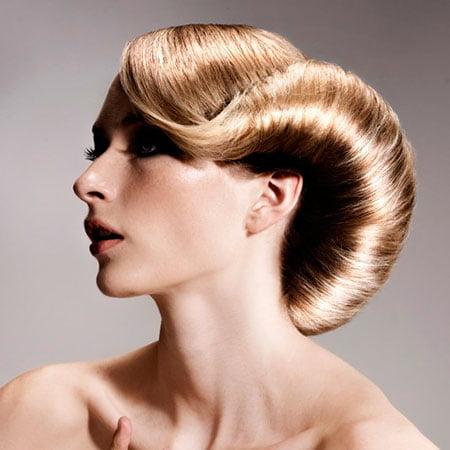 Coafură elegantă, Foto: fashionspassion.com
