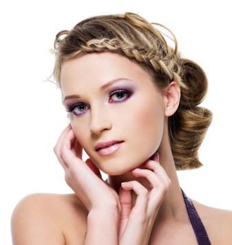 Coafură elegantă, Foto: therighthairstyles.com