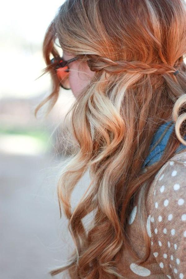 Coafură frumoasă de zi, Foto: thesweetescape.ca