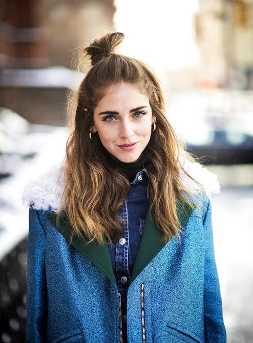 Coafură ,,hun,, tinerescă la modă în acest an, Foto: minibeautylife.com