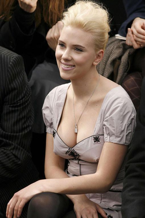 Coafură la Scarlett Johansson, Foto: vwmin.org