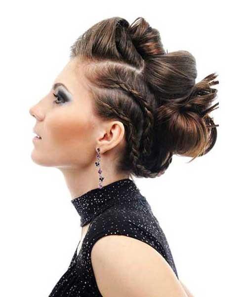 Coafură modernă, Foto: long-hairstyless.com
