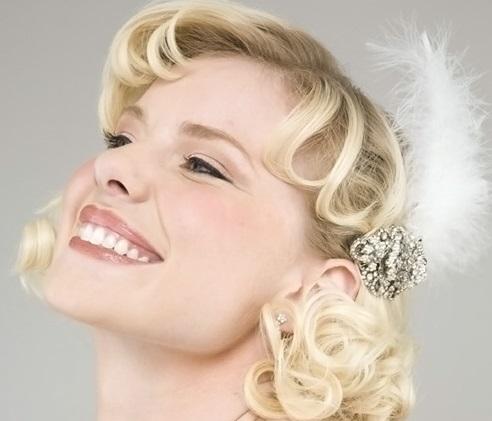 Coafură pentru mireasă, Foto: beauty-proceduri.ru