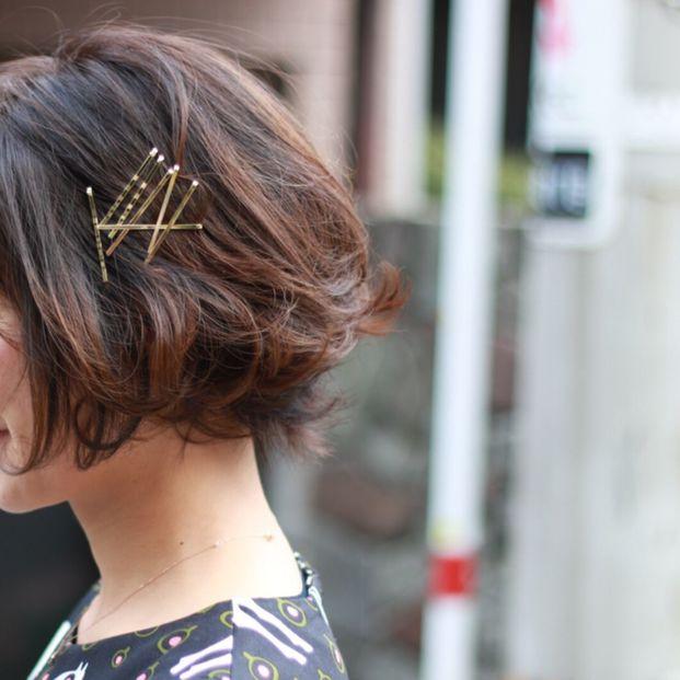 Coafură pentru păr de lungime medie, Foto: locari.jp