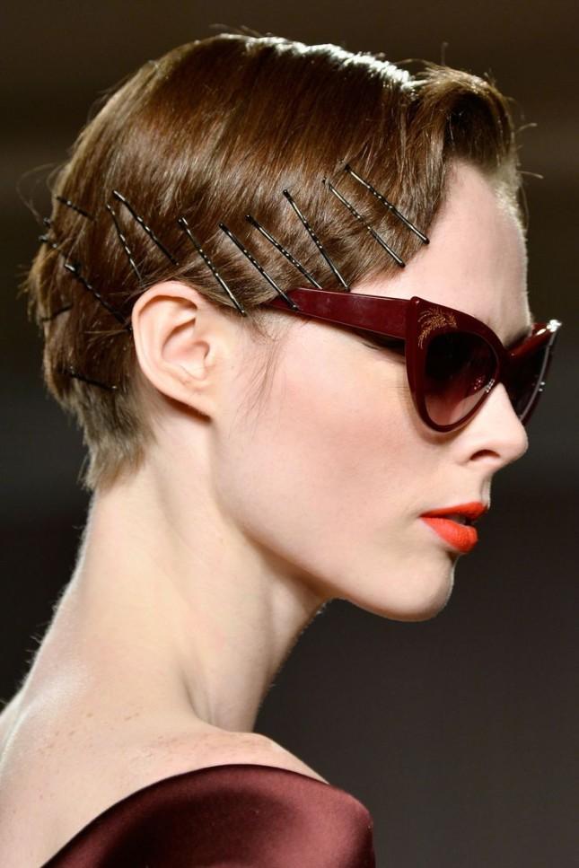 Coafură pentru păr scurt, Foto: brit.co