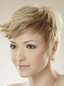 Coafură pentru tinere cu păr scurt, Foto: newhairstylefashion.com