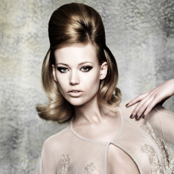 Coafură de ocazie, Foto: hairstylesat.com