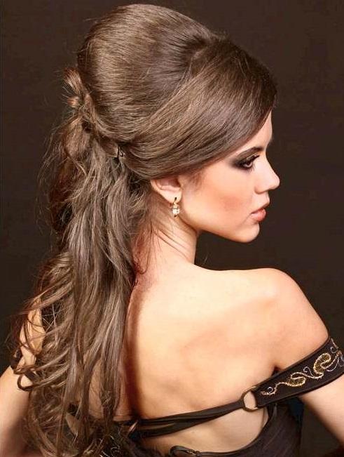 Coafură elegantă, Foto: zachiska.in.ua