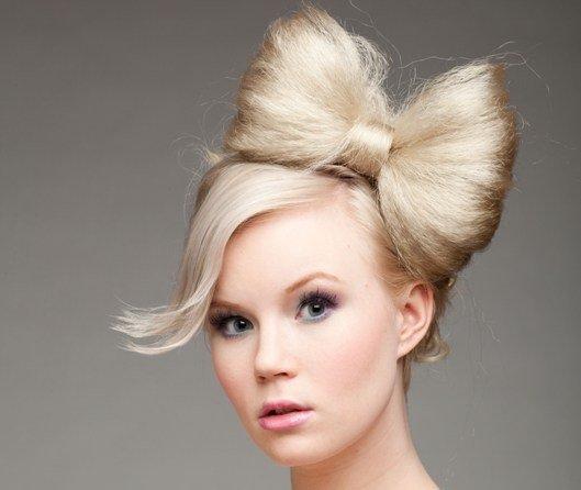 Coafură elegantă, Foto: webdiana.ru