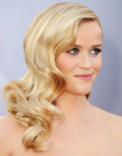 Coafură la Reese Witherspoon, Foto: wday.ru
