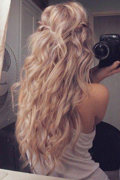 Coafură pentru femei cu păr lung, Foto: hairaddiction.collectivepress.com