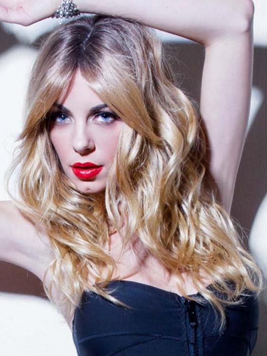 Coafură pentru femei cu părul blond, Foto: blog.wowwigs.com