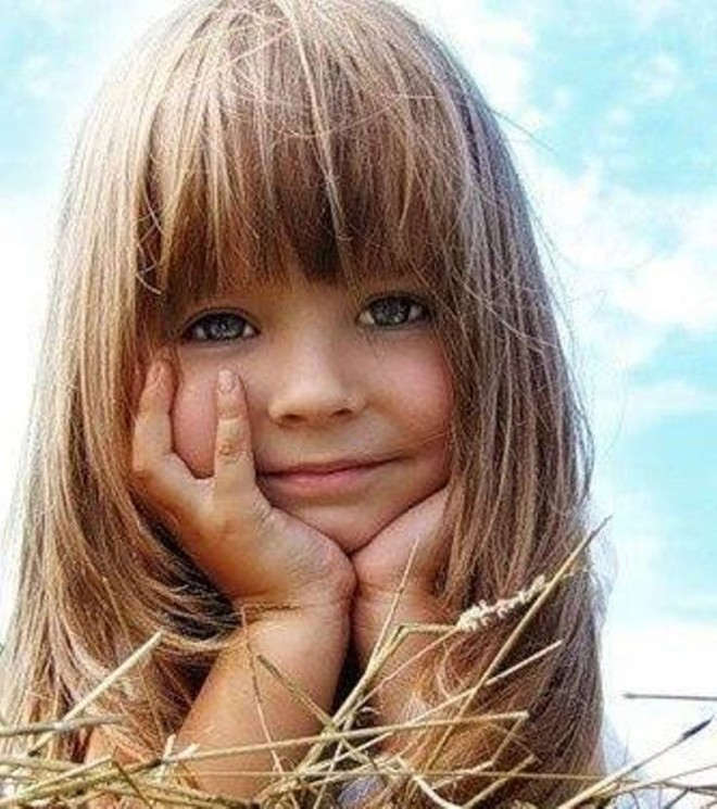 Coafură pentru fetiță, Foto: wefollowpics.com