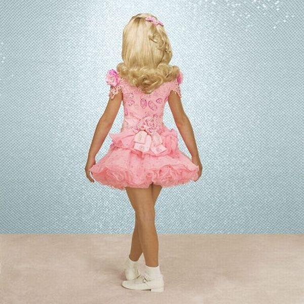Coafură pentru fetițe elegante, Foto: acidcow.com