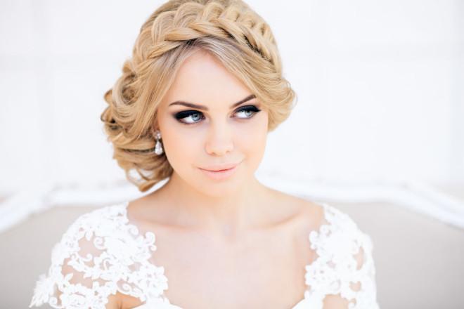 Coafură pentru nuntă, Foto: elstile-spb.ru