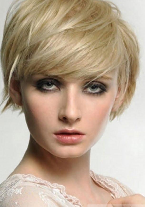 Coafură pentru păr blond, Foto: becuo.com