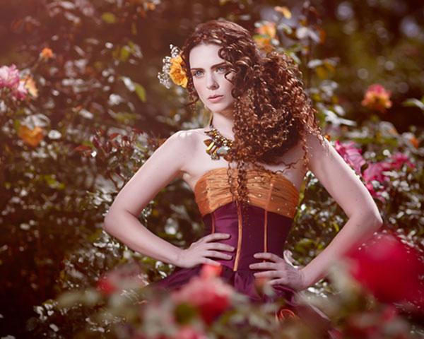 Coafură romantică, Foto: slodive.com
