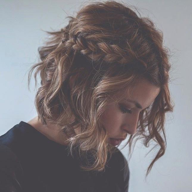 Coafură trendy, Foto: brit.co