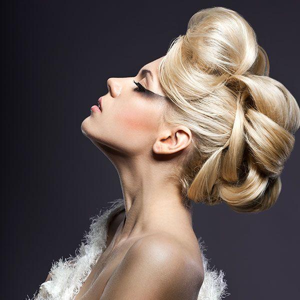 Coafură updo de ocazie, Foto: all-hairstyle.com
