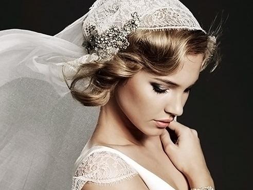 Coafură vintage deosebită, Foto: beauty-proceduri.ru