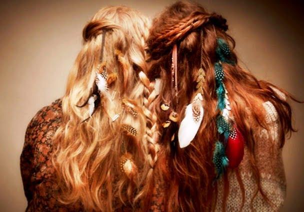 Coafuri hippie, Foto: ladyzest.com