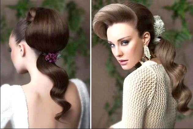 Coafuri pentru femei cu părul lung, Foto: zachiska.in.ua