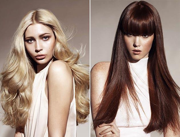 Coafuri pentru păr lung, Foto: fashionisers.com