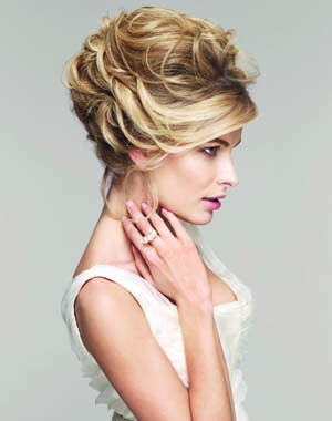 Coc chignon elegant, Foto: blog.happy-chantilly.com