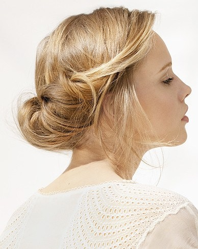 Coc chignon romantic, Foto: blog.happy-chantilly.com