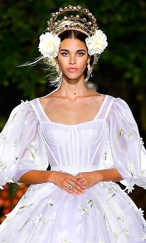 Colecția Dolce&Gabbana, Foto: treshautediva.com