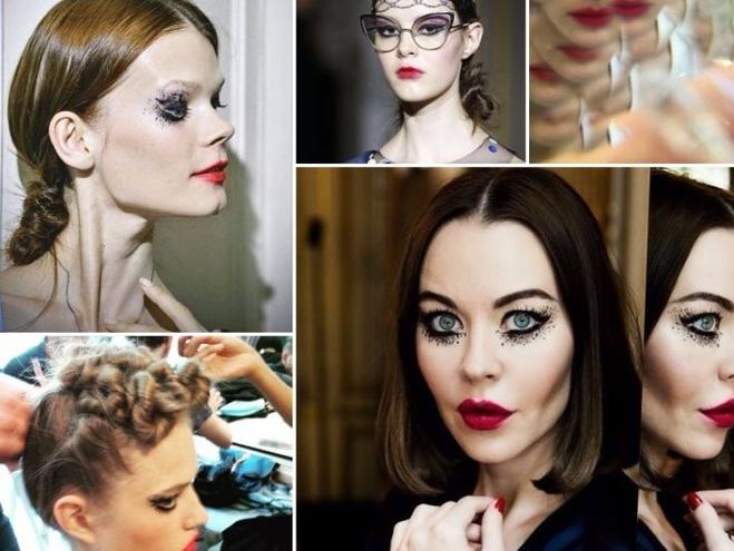 Colecția de modă Ulyana Sergeenko, Foto: lady.tochka.net