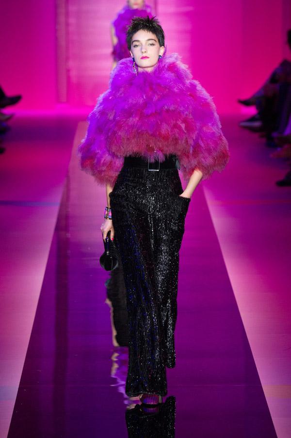 Colecția Armani Prive - eleganță, stil, rafinament, Foto: wfc.tv