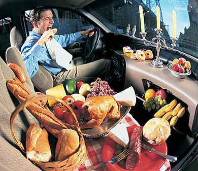 Consumul de alimente în exces pe fond nervos, Foto: menshealth.de