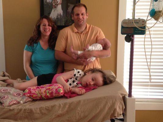 Copil care a avut un atac de apoplexie, are boala Alexander, Foto: lansingstatejournal.com
