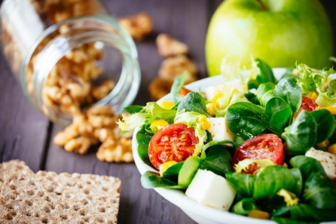 Dieta vegetariană, Foto: myfitnesslesite.fr