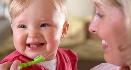 Dințișorii la copii, Foto: vk.com