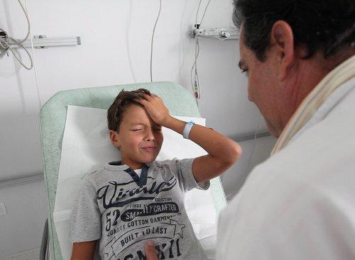 Dureri de cap, migrena la copii, Foto: nicematin.com