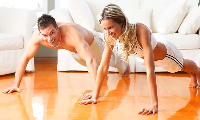Exerciții fizice, Foto: 1000slov.info