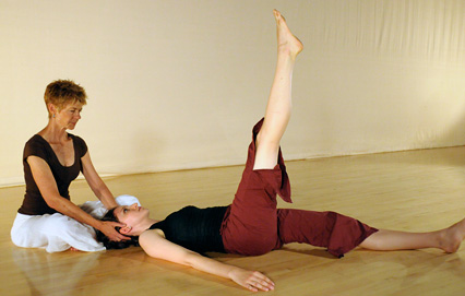 Exercițiu pentru o bună relaxare, Foto: nadadiachenko.com