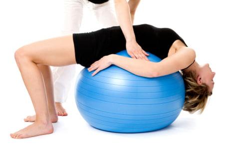 Fizioterapie pentru tratamentul durerilor de spate în regiunea lombară, Foto: barnesphysiotherapyclinic.com.au