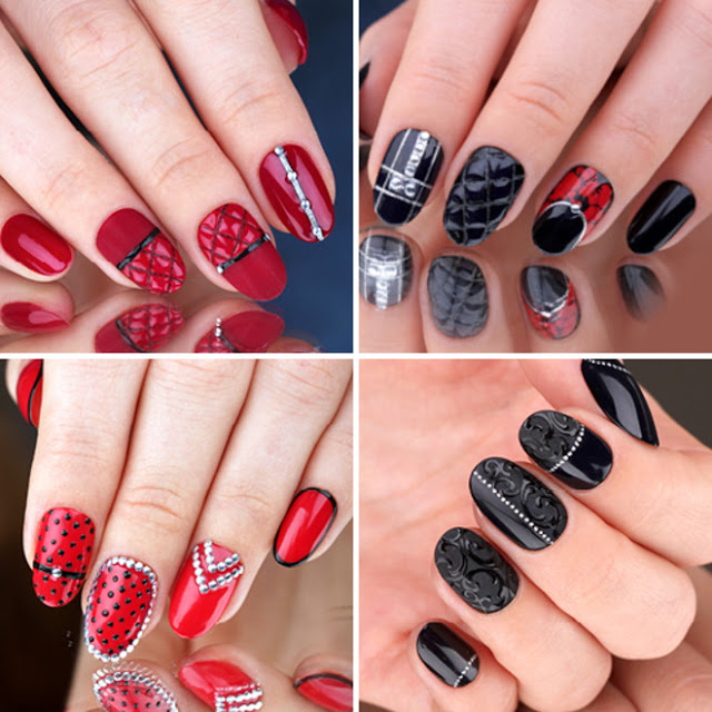 Idei de manichiură, Foto: fachioncorner.blogspot.com