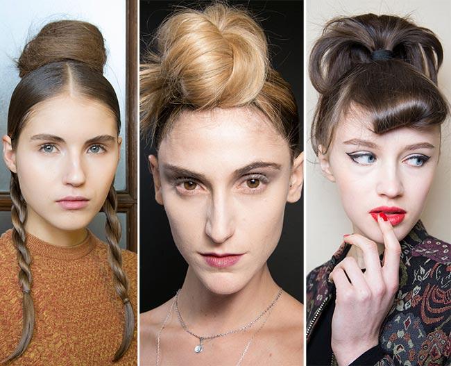 Idei interesante de prindere a părului, Foto: salonpinkhair.com