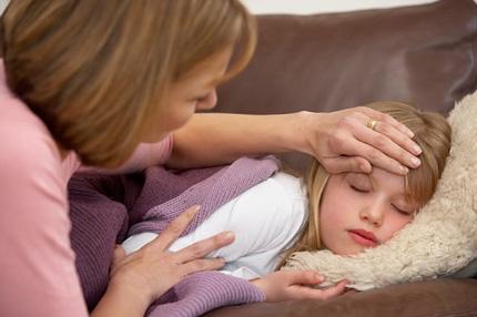 Infecții și inflamații ale glandelor salivare la copil, Foto: ohniww.org