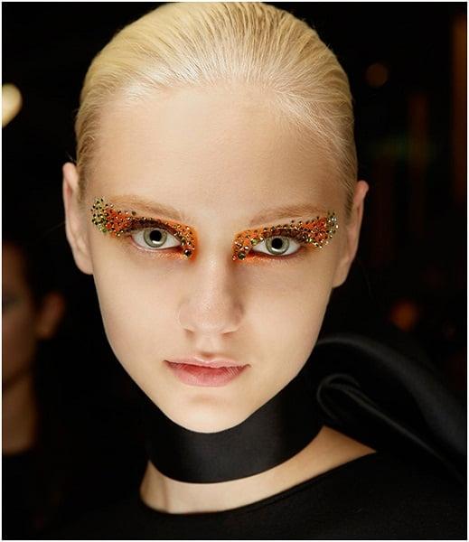 Machiaj de seară pentru femei blonde, Foto: sonniki.com