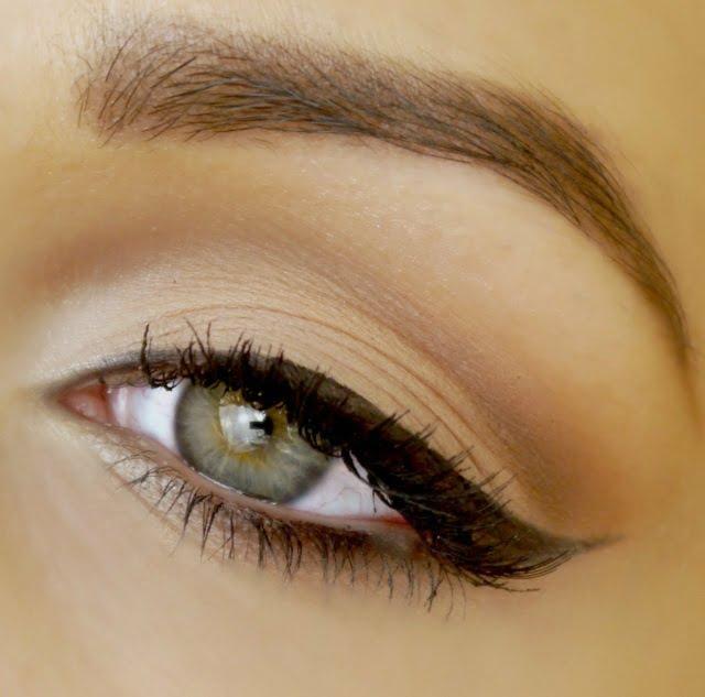 Machiaj fin pentru ochi verzi, Foto: designmag.fr